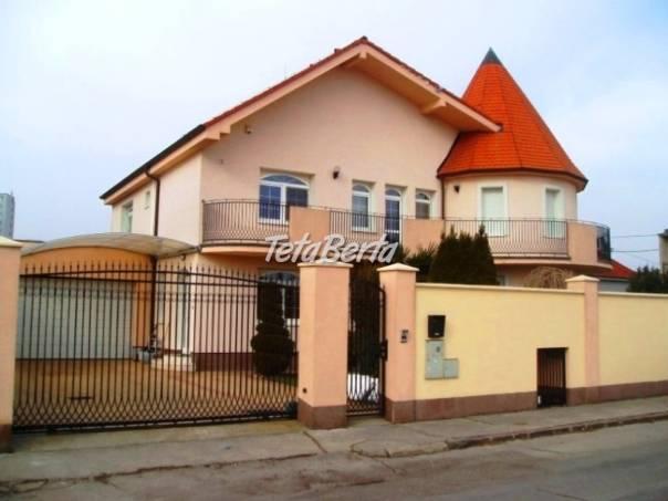 Predaj NADŠTANDARDNÉHO dvojpodlažného 6-izb. rodinného domu v Bratislave – Rača, BAZÉN, vonkajší aj vnútorný KRB, 15r. NOVOSTAVBA, foto 1 Reality, Domy | Tetaberta.sk - bazár, inzercia zadarmo