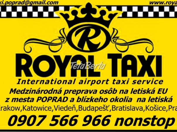 Preprava na letiská, foto 1 Hobby, voľný čas, Autostop   Tetaberta.sk - bazár, inzercia zadarmo