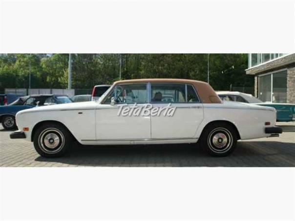 Silver Wraith II LWB, foto 1 Auto-moto, Automobily | Tetaberta.sk - bazár, inzercia zadarmo