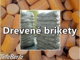 Brikety 101 eur/t  , Dom a záhrada, Ostatné  | Tetaberta.sk - bazár, inzercia zadarmo