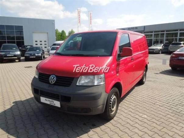 Volkswagen Transporter 1.9TDi 77 kW / 109 k přední 5 st. manuální, foto 1 Auto-moto, Automobily | Tetaberta.sk - bazár, inzercia zadarmo