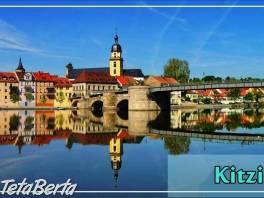 Kitzingen – NENÁROČNÉ opatrovanie v historickom meste , Práca, Zdravotníctvo a farmácia  | Tetaberta.sk - bazár, inzercia zadarmo