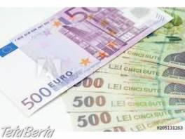 ponuka pôžičky , Obchod a služby, Kurzy a školenia  | Tetaberta.sk - bazár, inzercia zadarmo