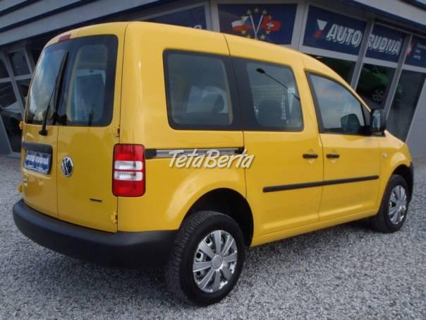 Volkswagen Caddy 2,0 TDI 2 místné 4Motion, foto 1 Auto-moto, Automobily   Tetaberta.sk - bazár, inzercia zadarmo