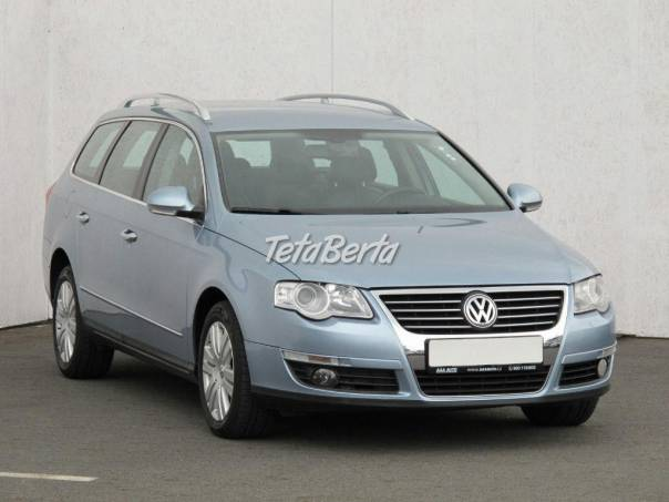 Volkswagen Passat 2.0 TDI, foto 1 Auto-moto, Automobily | Tetaberta.sk - bazár, inzercia zadarmo