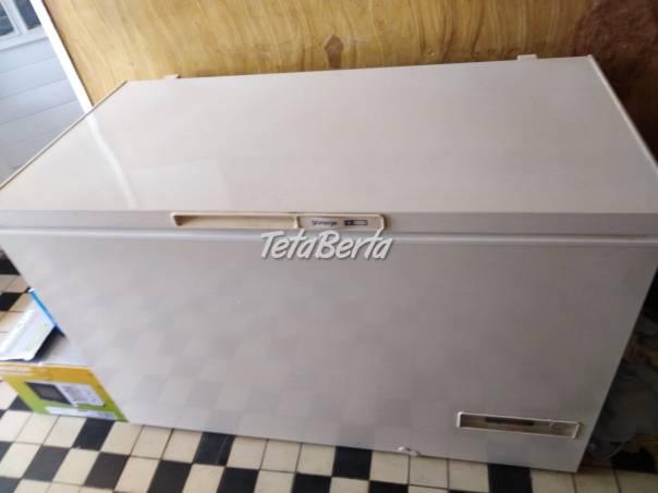 Mraznička Gorenje 400 l., foto 1 Elektro, Chladničky, umývačky a práčky | Tetaberta.sk - bazár, inzercia zadarmo