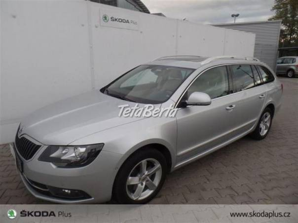 Škoda Superb Combi 2,0 TDI / 125 kW Elegance, foto 1 Auto-moto, Automobily   Tetaberta.sk - bazár, inzercia zadarmo