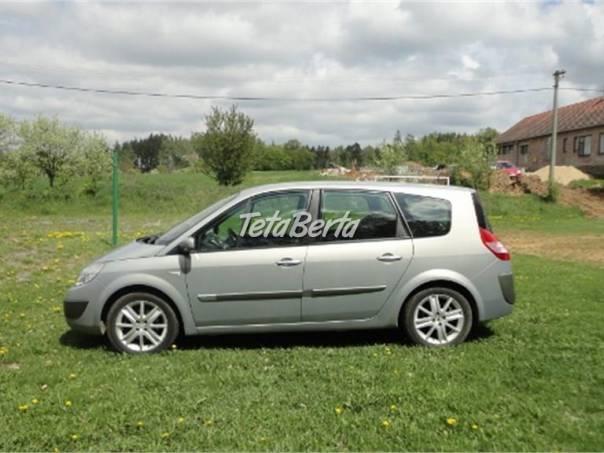 Renault Grand Scénic Renault Grand Scénic 7míst,nezávislé topení!!!, foto 1 Auto-moto, Automobily | Tetaberta.sk - bazár, inzercia zadarmo