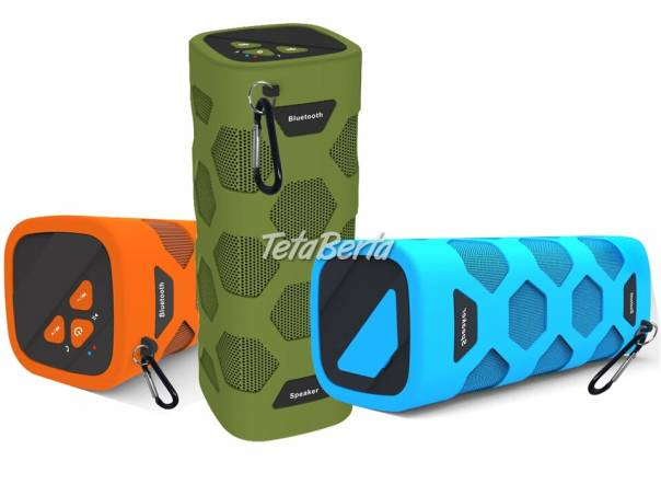 Bluetooth reproduktor, foto 1 Elektro, Reproduktory, mikrofóny, slúchadlá | Tetaberta.sk - bazár, inzercia zadarmo