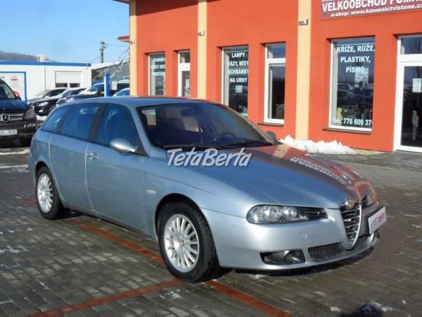 Alfa Romeo 156 SW 1,9 JTD 110kW, foto 1 Auto-moto, Automobily | Tetaberta.sk - bazár, inzercia zadarmo