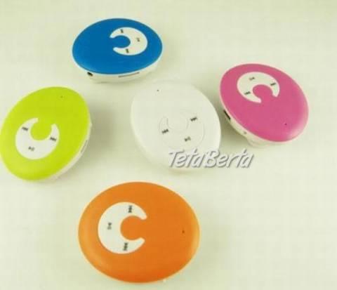 MP3 prehrávač - vajíčko !, foto 1 Elektro, MP3, audio | Tetaberta.sk - bazár, inzercia zadarmo