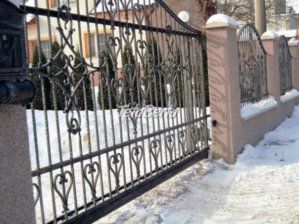 Ručne kované brány, ploty a výrobky do exteriéru Interierkov, foto 1 Dom a záhrada, Brány a ploty | Tetaberta.sk - bazár, inzercia zadarmo