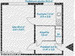 Ponúkame na predaj 1 izbový byt, Ružinov , Reality, Byty  | Tetaberta.sk - bazár, inzercia zadarmo