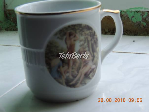 Hrnček EPIAG s Maľbou, foto 1 Hobby, voľný čas, Umenie a zbierky | Tetaberta.sk - bazár, inzercia zadarmo