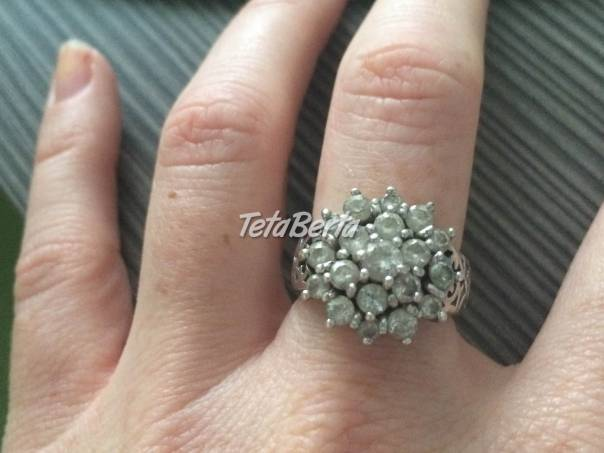 Predám strieborné šperky, foto 1 Móda, krása a zdravie, Hodinky a šperky | Tetaberta.sk - bazár, inzercia zadarmo