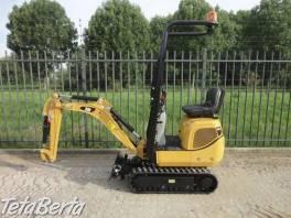 Minibagr Caterpillar 300B9  , Poľnohospodárske a stavebné stroje, Stavebné stroje  | Tetaberta.sk - bazár, inzercia zadarmo