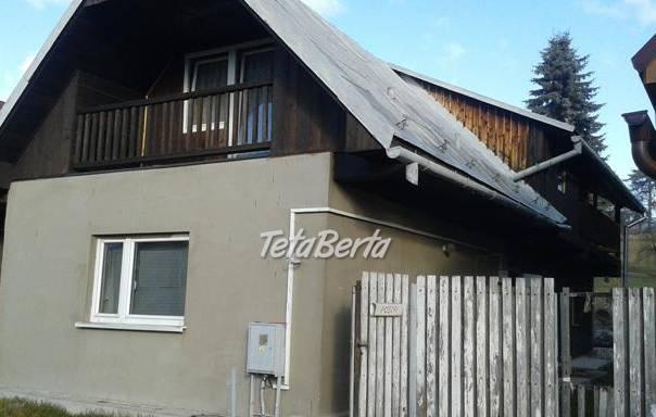 Drevenica v Michalovej s pozemkom 1600 m2, foto 1 Reality, Domy | Tetaberta.sk - bazár, inzercia zadarmo