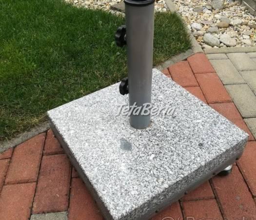 Predám žulový mramorový podstavec na slnecnik, foto 1 Dom a záhrada, Zo záhradky | Tetaberta.sk - bazár, inzercia zadarmo