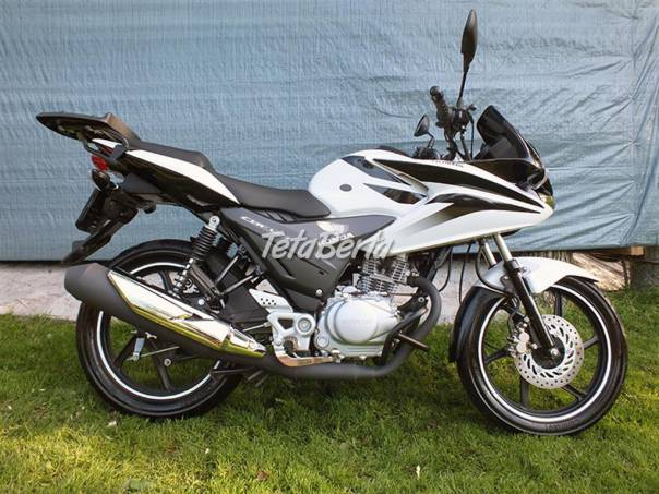 Honda  CBF125, foto 1 Auto-moto | Tetaberta.sk - bazár, inzercia zadarmo