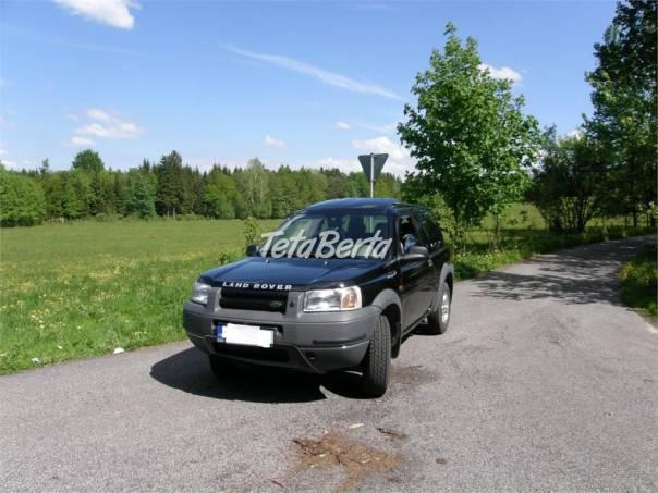 Land Rover Freelander 1.8i, 16V, 4x4, r.v.1999, foto 1 Auto-moto, Automobily | Tetaberta.sk - bazár, inzercia zadarmo
