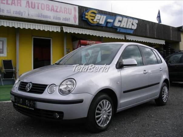 Volkswagen Polo 1.4   ,ABS,KLIMATIZACE, foto 1 Auto-moto, Automobily | Tetaberta.sk - bazár, inzercia zadarmo