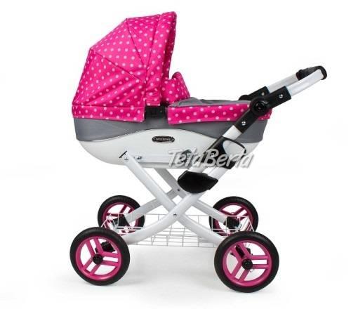 Kočík pre bábiky Lily, foto 1 Pre deti, Hračky | Tetaberta.sk - bazár, inzercia zadarmo