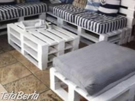 Ponúkame výrobu paletoveho nábytku na mieru