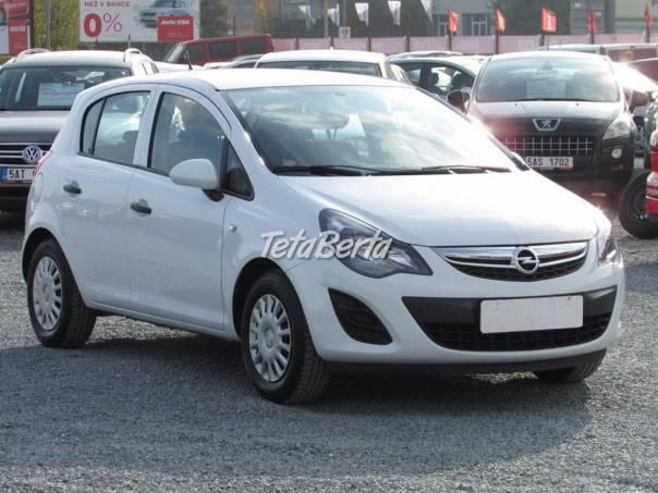 Opel Corsa  1.2 16V, 1.maj,Serv.kniha,ČR, foto 1 Auto-moto, Automobily   Tetaberta.sk - bazár, inzercia zadarmo