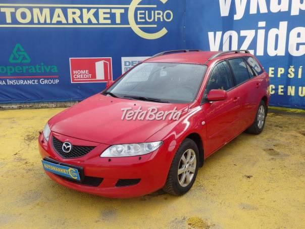 Mazda 6 2.0D, foto 1 Auto-moto, Automobily   Tetaberta.sk - bazár, inzercia zadarmo