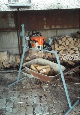 Stojan na motorovú pílu ,koza na rezanie dreva, foto 1 Dom a záhrada, Náradie | Tetaberta.sk - bazár, inzercia zadarmo