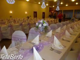Výzdoba sál na svadby, stužkové slávnosti, plesy a pod. , Móda, krása a zdravie, Svadby, plesy, oslavy  | Tetaberta.sk - bazár, inzercia zadarmo