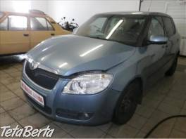 Škoda Fabia 1,2 i SPORT serv.k.klima havár , Auto-moto, Automobily  | Tetaberta.sk - bazár, inzercia zadarmo