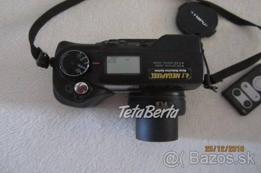 Olympus Camedia C-4040 ZOOM 4MP, foto 1 Elektro, Foto | Tetaberta.sk - bazár, inzercia zadarmo