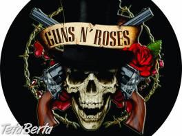 Predám 2ks vstupenky na Guns n Roses , Hobby, voľný čas, Udalosti a predstavenia    Tetaberta.sk - bazár, inzercia zadarmo