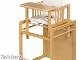 stolička na krmenie-Nová , Pre deti, Detský nábytok  | Tetaberta.sk - bazár, inzercia zadarmo