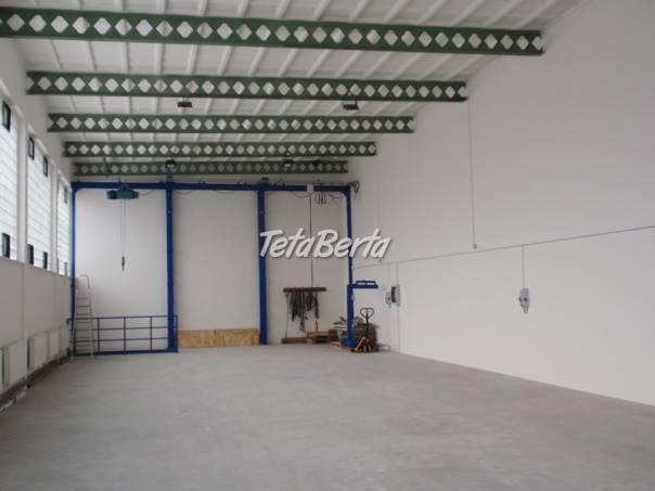 RE0103363 Komerčné / Výrobné priestory (Prenájom), foto 1 Reality, Ostatné | Tetaberta.sk - bazár, inzercia zadarmo