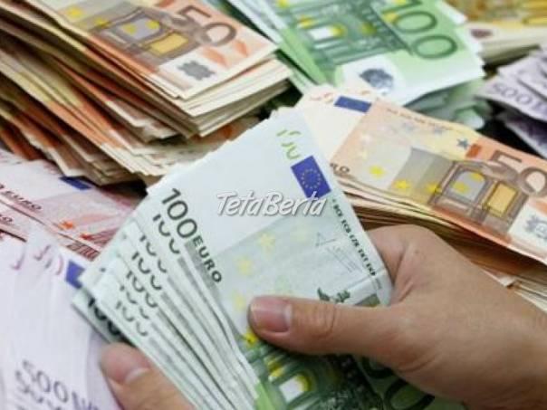 Úver a financovanie, foto 1 Reality, Spolubývanie   Tetaberta.sk - bazár, inzercia zadarmo