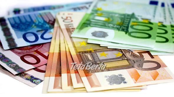 Pôžičky, foto 1 Obchod a služby, Financie | Tetaberta.sk - bazár, inzercia zadarmo