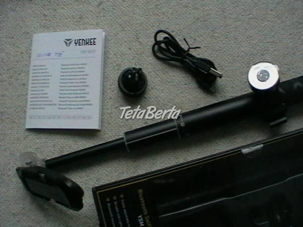 selfie tyč s Bluetooth diaľkovou spúšťou, foto 1 Elektro, Foto | Tetaberta.sk - bazár, inzercia zadarmo