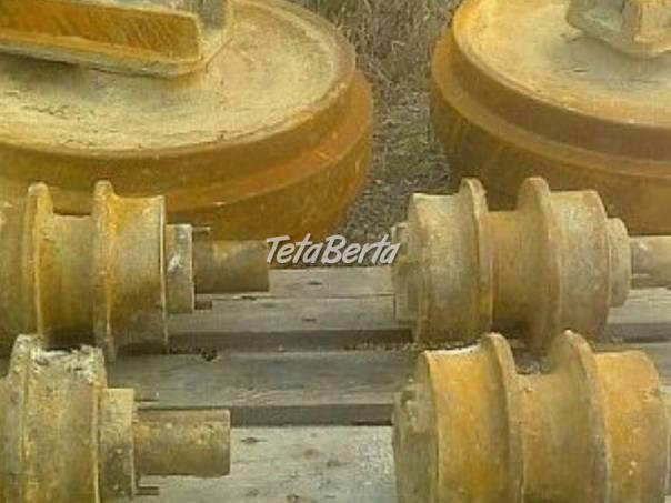 2 vodici kola +4 rolny (29t bagr, foto 1 Auto-moto | Tetaberta.sk - bazár, inzercia zadarmo