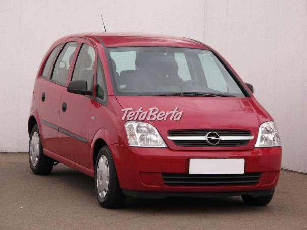 Opel Meriva 1.6, foto 1 Auto-moto, Automobily | Tetaberta.sk - bazár, inzercia zadarmo