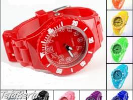 Silikonové náramkové hodinky ! , Móda, krása a zdravie, Hodinky a šperky  | Tetaberta.sk - bazár, inzercia zadarmo