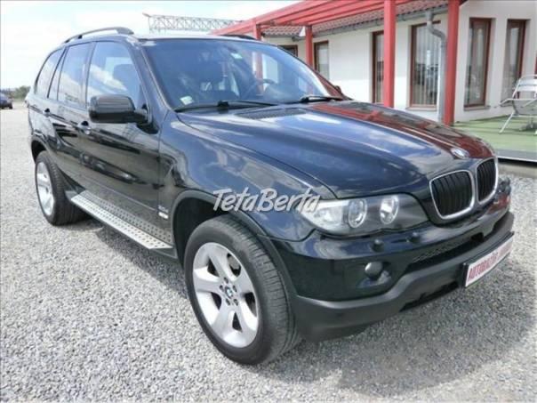 BMW X5 3,0 d xenon, zamluveno, foto 1 Auto-moto, Automobily   Tetaberta.sk - bazár, inzercia zadarmo