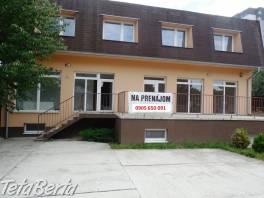 ** RK BOREAL ** Polyfukčná budova (445 m2), BA II - pri PERLE Ružinova aj na detské centrum