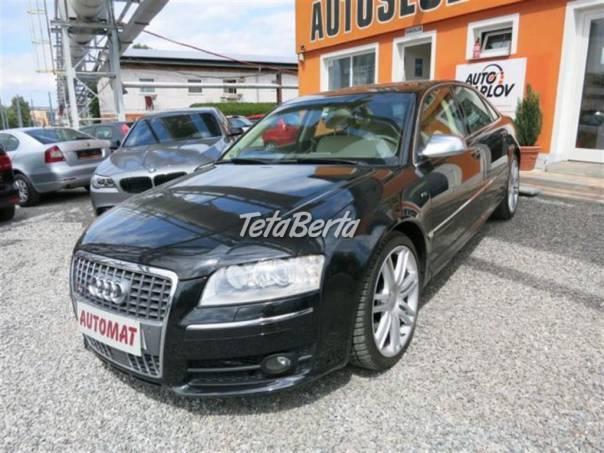 Audi S8 5.2 V10 QUATTRO max.výbava , foto 1 Auto-moto, Automobily | Tetaberta.sk - bazár, inzercia zadarmo