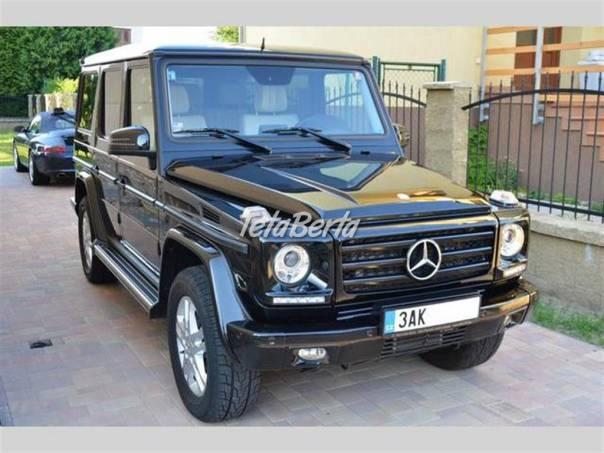 Mercedes-Benz Třída G G 350 Bleutec, Facelift, designo, foto 1 Auto-moto, Automobily | Tetaberta.sk - bazár, inzercia zadarmo