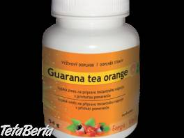 Guarana tea orange 54 g , Móda, krása a zdravie, Ostatné  | Tetaberta.sk - bazár, inzercia zadarmo