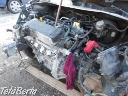motor, prevodovku, prídavnú prevodovku, Suzuki Swift 1.3 r.2008 , Náhradné diely a príslušenstvo, Automobily  | Tetaberta.sk - bazár, inzercia zadarmo