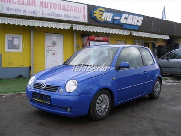 Volkswagen Lupo 1.4 SERVO,KLIMATIZACE, 16V, foto 1 Auto-moto, Automobily | Tetaberta.sk - bazár, inzercia zadarmo