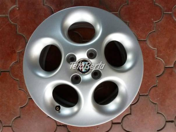 Alfa Romeo 146 Sada Orig. Alu Kol 15, foto 1 Auto-moto | Tetaberta.sk - bazár, inzercia zadarmo